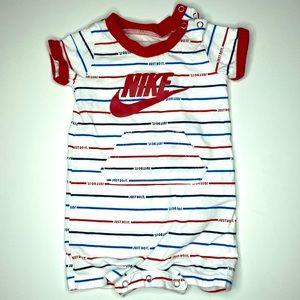 Baby Nike Romper - size 3M